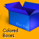 Colored Boxes - GraphicRiver Item for Sale