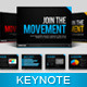 Sharp Design Keynote Template - GraphicRiver Item for Sale