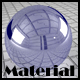Material glass for Vray - 3DOcean Item for Sale