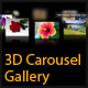 Lively 3D Carousel Gallery - ActiveDen Item for Sale