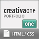 creativaone - Creative HTML/CSS Theme - ThemeForest Item for Sale