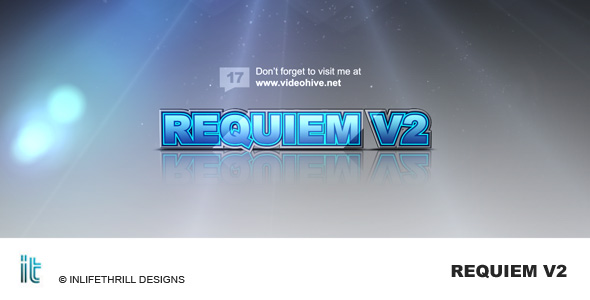 After Effects Project - VideoHive Requiem V2 246219