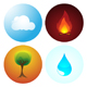 Four Elements - GraphicRiver Item for Sale