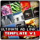 ULTIMATE AD LINK TEMPLATE V1 - ActiveDen Item for Sale