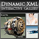 Dynamic XML Interactive Gallery - ActiveDen Item for Sale