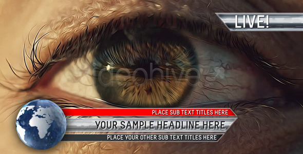 After Effects Project - VideoHive Corporate Lower Third With Hi-Res Rotatin ...