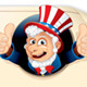 Poster With Uncle Sam - GraphicRiver Item for Sale