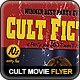 Cult Movie Flyer Poster - GraphicRiver Item for Sale