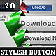 Stylish Button Pack 2.0 - GraphicRiver Item for Sale