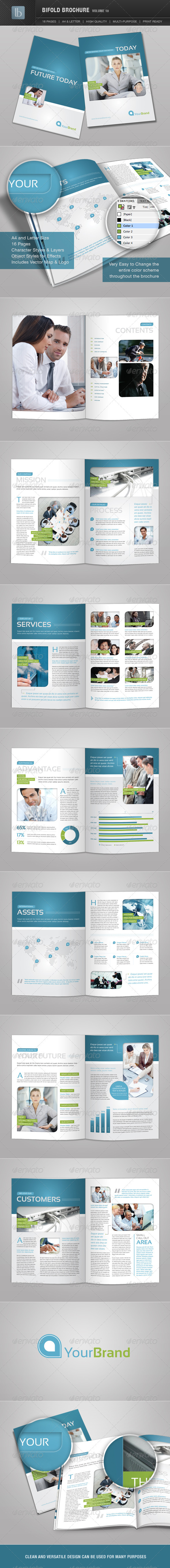 GraphicRiver Bifold Brochure Volume 10 2197303