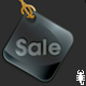 glassy tags - GraphicRiver Item for Sale