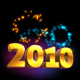 """2010"" title (vector, animated) - ActiveDen Item for Sale"