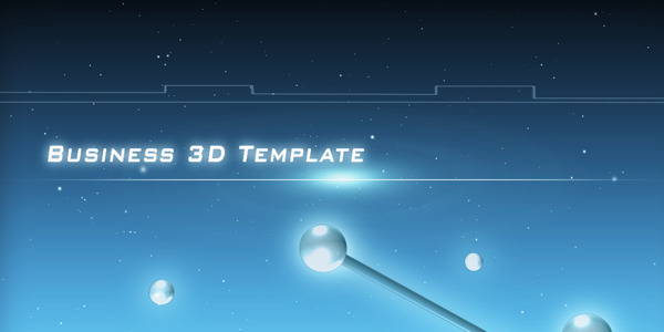 After Effects Project - VideoHive Business 3D Template 135355