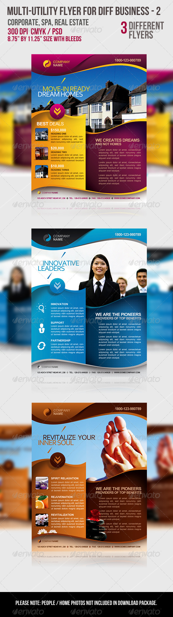GraphicRiver Multi-utility Flyer For Different Business 2 2215848