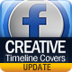 3 Creative Facebook Timeline Covers - GraphicRiver Item for Sale