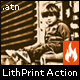 Lith Print Effect - Photoshop Action - GraphicRiver Item for Sale