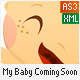 My Baby Coming Soon / Countdown - ActiveDen Item for Sale