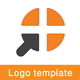 Medclick Logo Template - GraphicRiver Item for Sale