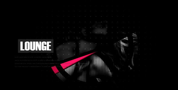 After Effects Project - VideoHive Lounge 253230