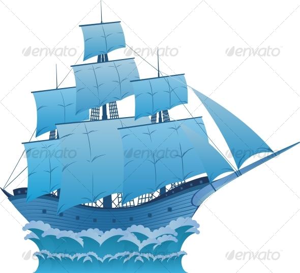 GraphicRiver Blue dream 83589