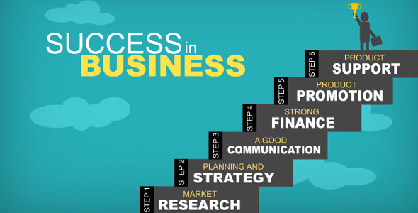 VideoHive Success In Business 2021286
