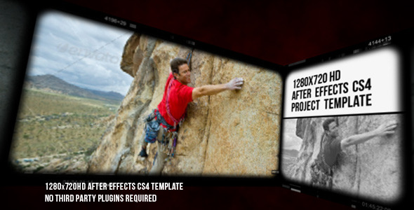 After Effects Project - VideoHive Extreme Photographer 2242626