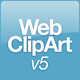 Web Clip Art v5 - GraphicRiver Item for Sale