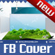 Facebook Timeline Cover - 3D Slider & 3D City - GraphicRiver Item for Sale