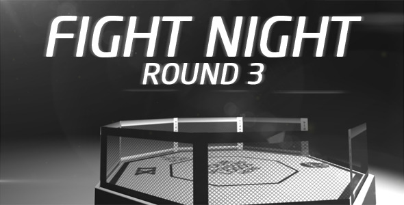 After Effects Project - VideoHive Fight Night Round 3 2260642