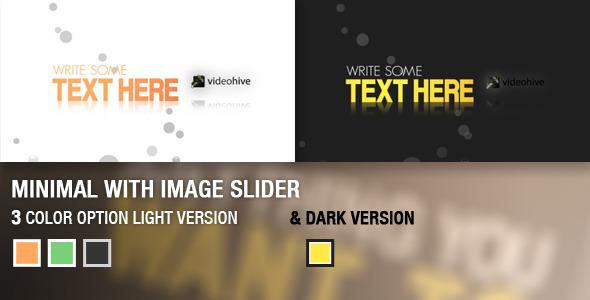 VideoHive Minimal Image Slider 2261126