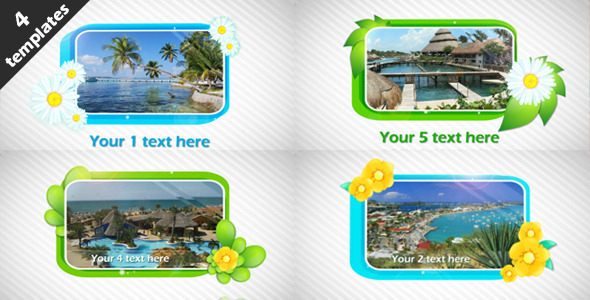 VideoHive Summer Commercial Gallery 2262795
