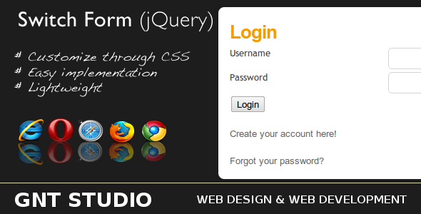 CodeCanyon Switch Form jQuery 158623