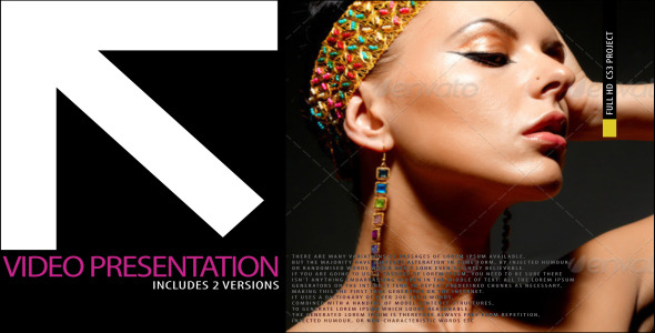 VideoHive Glamour Magazine 2270046