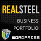 RealSteel - Business and Portfolio WordPress Theme - ThemeForest Item for Sale