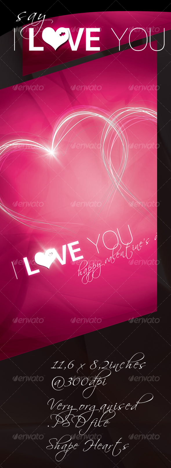 GraphicRiver Valentine`s day CARD #1 84837
