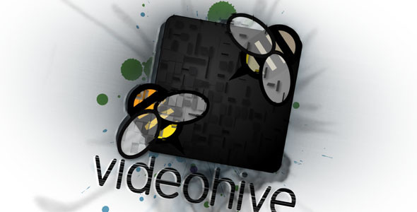 VideoHive Abstract Logo Reveal 2250980