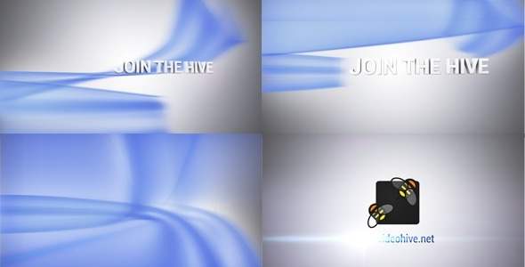 VideoHive Blue Light Stroke 2284056