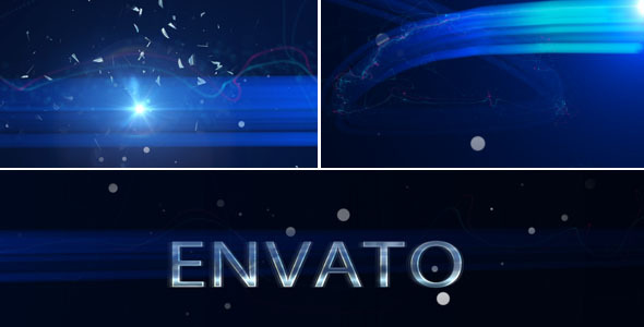 After Effects Project - VideoHive Streaklet Logo 2274023