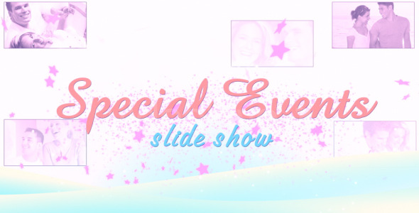 VideoHive Special Events Slideshow 2285557