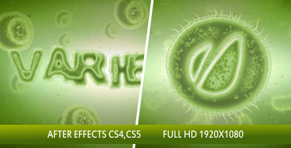 After Effects Project - VideoHive Microcosm Template 2286175