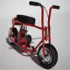 Tom Thumb Mini Bike - 3DOcean Item for Sale