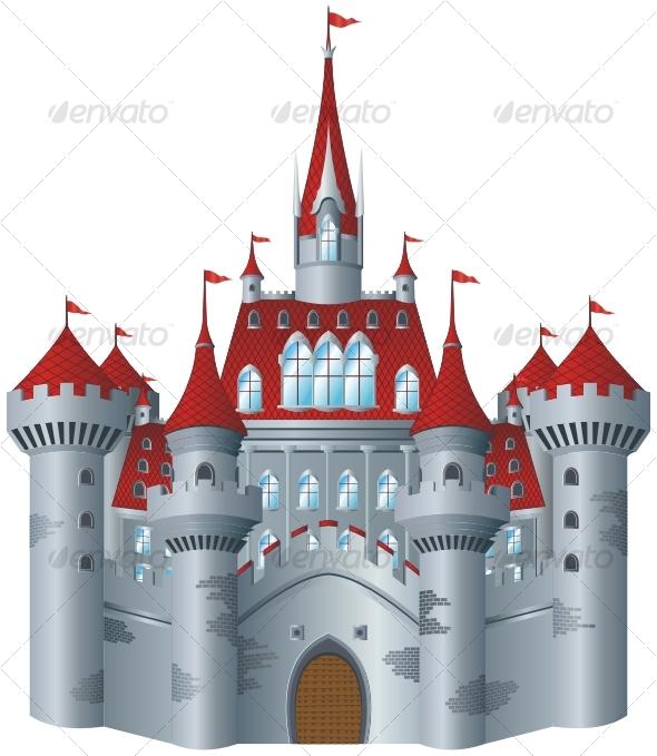 GraphicRiver Fairy-tale castle 85283