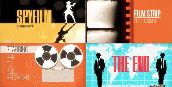 VideoHive Spyfilm 2283372