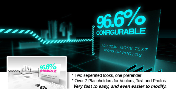 VideoHive Futuristic and Ambient Occlusion openers 2296261