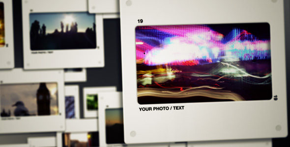 After Effects Project - VideoHive Slide Showcase 58758
