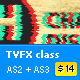TVFX class + 8 effects / AS2 + AS3 - ActiveDen Item for Sale