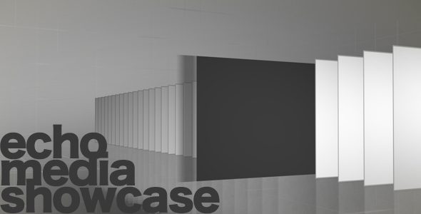 After Effects Project - VideoHive Echo Media Showcase 80888