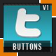 3D Social Buttons Set- 1 - ActiveDen Item for Sale
