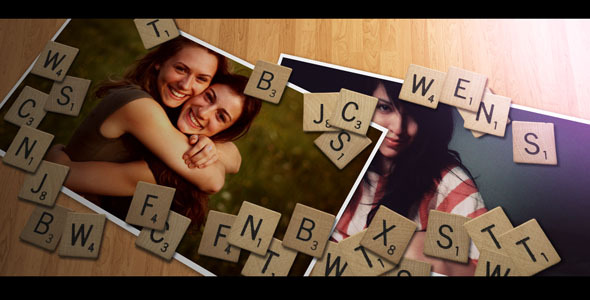 VideoHive My Scrabble 2303881