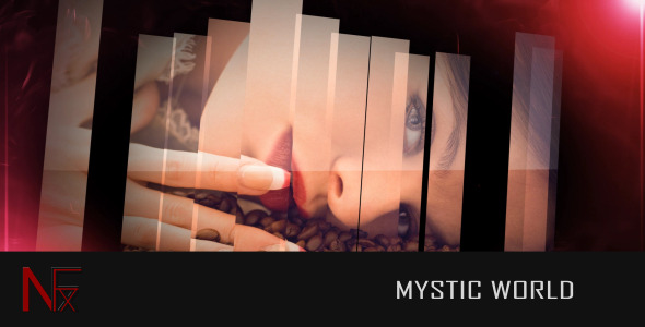 After Effects Project - VideoHive Mystic World 2304660